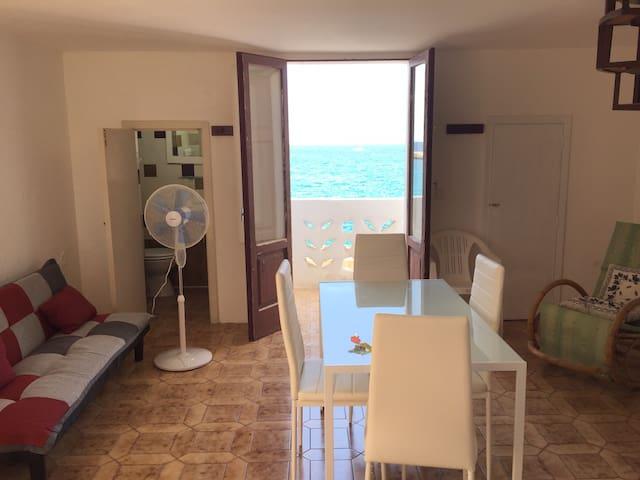 Appartamento Fronte mare S. Maria al Bagno - Nardò