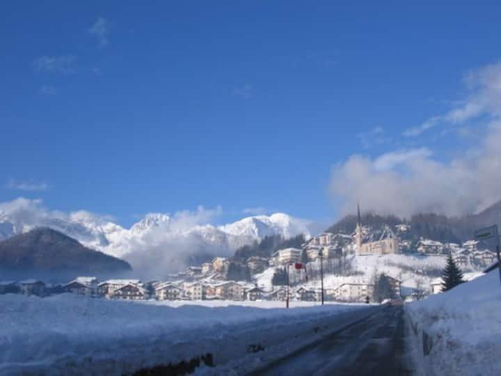 Casa Cercenà - Soggiorna nel cuore delle Dolomiti!