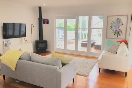 LIONS TOUR -Modern two bedroom home away from home - Auckland