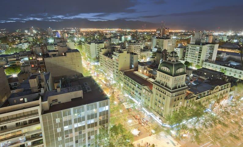 Excelente Ubicación en Ciudad de  Mendoza - Mendoza - Apartment