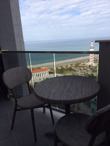 Apartment with SEA view - Batumi - Appartement