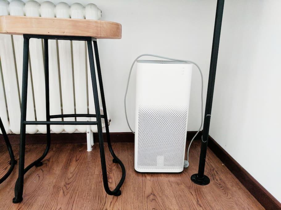 空气净化器 Air filters