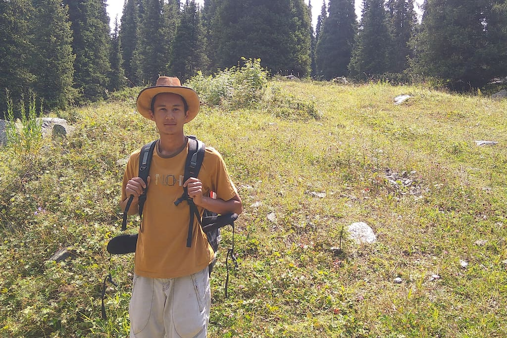 Personal hiking Guide