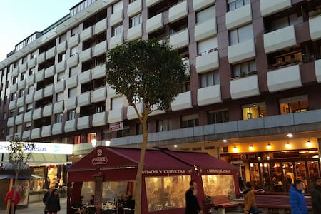 Apartamento en el centro de Oviedo - Oviedo