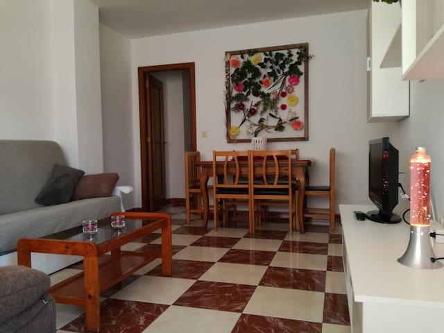 Céntrico apartamento en Los Nietos