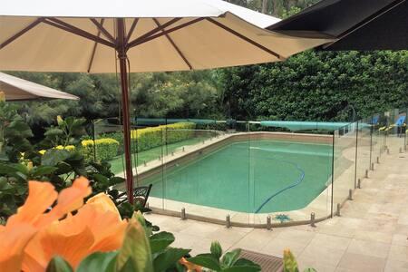 'Reflections' - A poolside haven. - Newport - Apartment