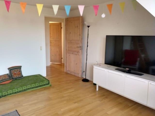 Spacious home in the heart of Aarhus