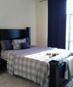 Comfy Galleria Private Bedroom/Bathroom - Houston - Appartement