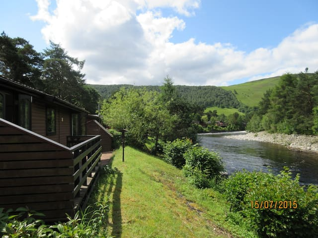 Otter Lodge Blair Atholl