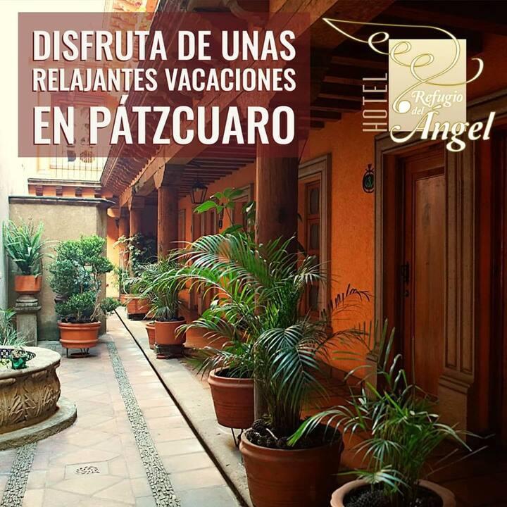 El lugar mas céntrico de Pátzcuaro