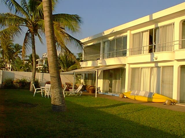 Lovely beachfront Manzanillo apartment - Manzanillo - Leilighet