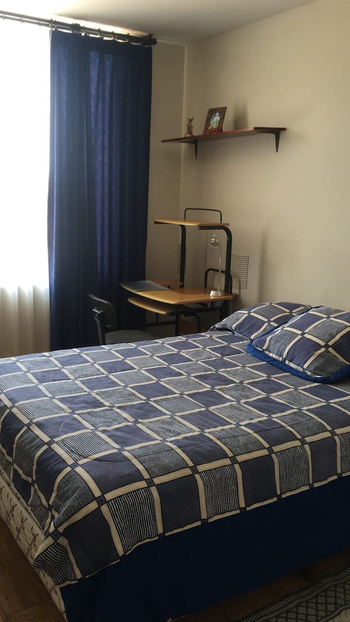 Hermosa habitación en Valle de Tumbaco, en Quito..