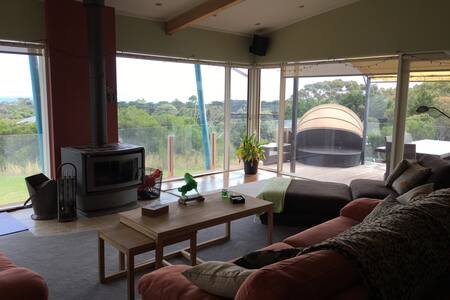 Water views & a stroll to the beach - Ventnor - House