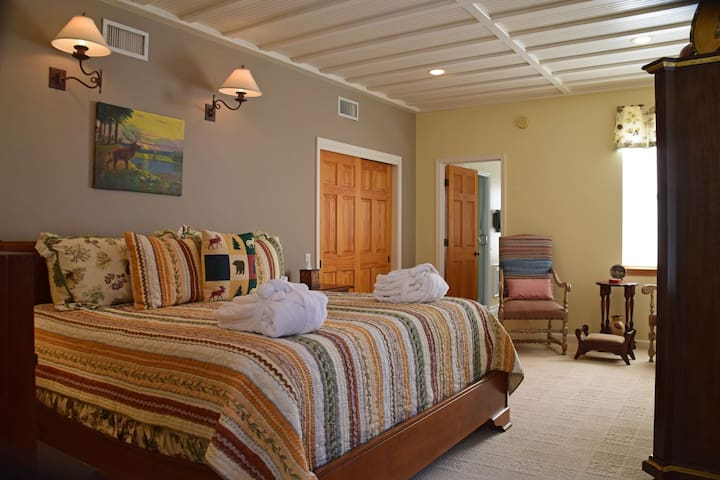 The Forest Dream Suite - Red River - Bed & Breakfast