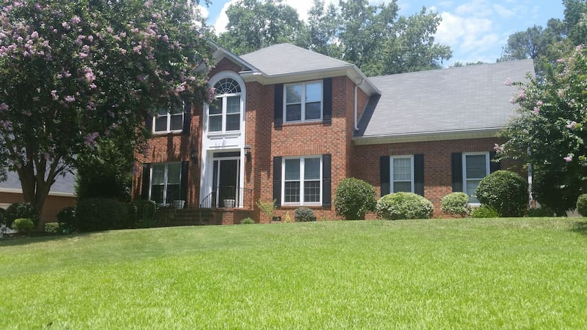 Masters Augusta house rental 4BR w/ pool