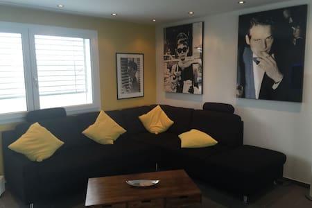 Zimmer in schöner Attika Wohnung - Merenschwand