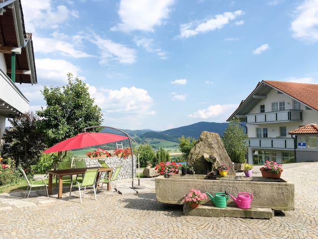 66 m² apartment Resort in Kollnburg/St.Englmar for 4 persons