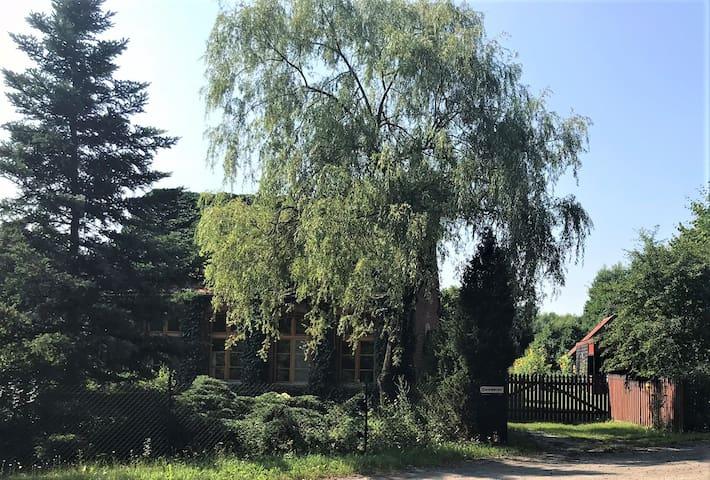 Old school retreat - refugium w leśnej szkole