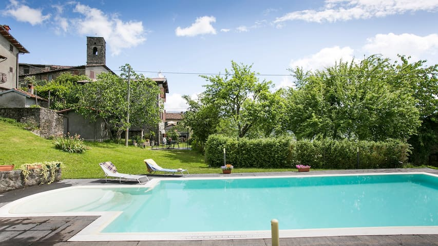 Casa Cristina with private pool - Gragnanella - Villa