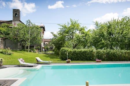 Casa Cristina with private pool - Gragnanella - วิลล่า