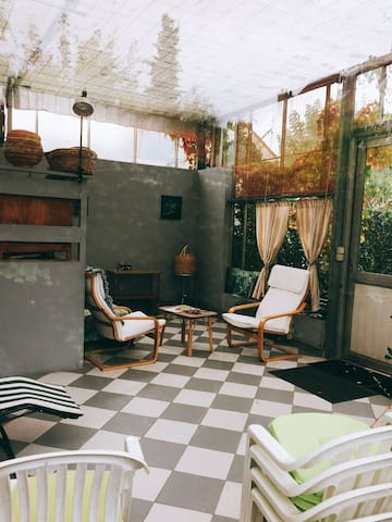 La Défense 独立别墅单间 可做饭 有房门钥匙