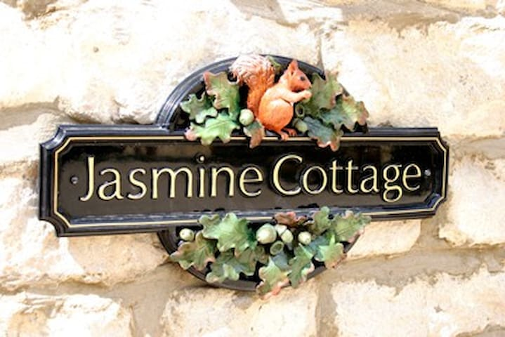 Jasmine Cottage, Converted stable in the Cotswolds - Witcombe - Rumah