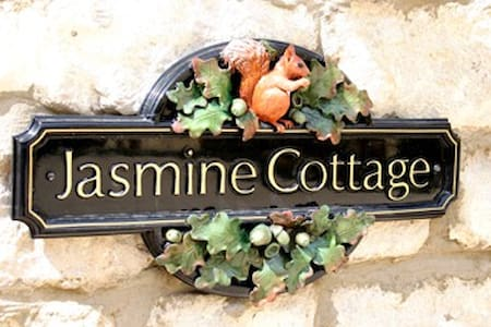 Jasmine Cottage, Converted stable in the Cotswolds - Witcombe - 獨棟