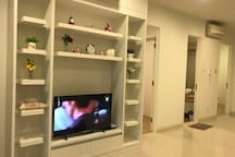 6 Pax 2 Bedroom Luxury Apartment in Bangsar South