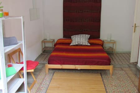 Private Double Room in the center - Barcelona - House