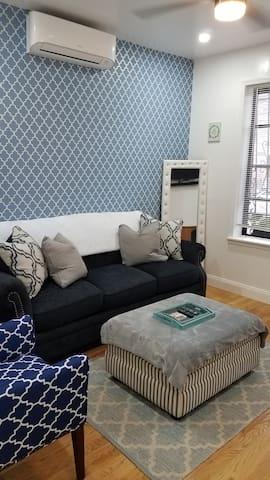 Brooklyn Blue Suite