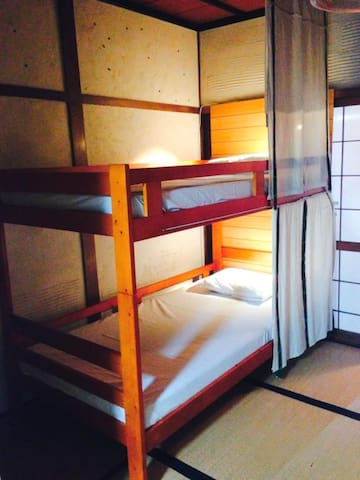 Relax♪★Free Wifi★ Dorm (MAX4) for women 1 person ★