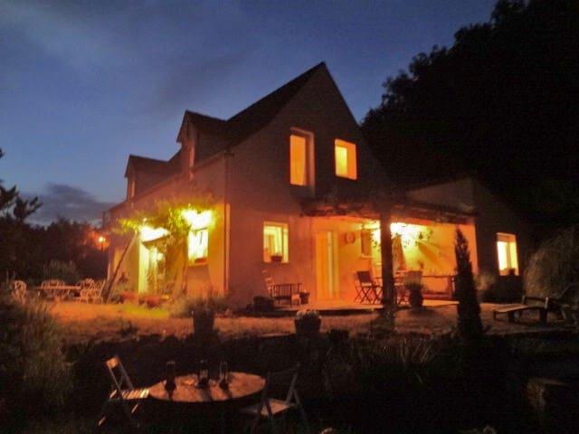 La Sitelle. Charmante maison - Salviac - House