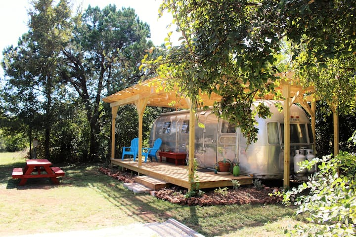 Country-like setting! Short drive to downtown! - Austin - Camping-car/caravane