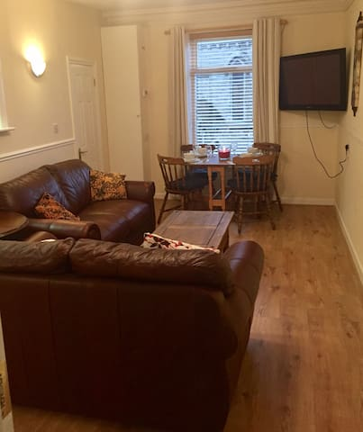 Cosy & quaint 2 bed apartment. - Ringsend