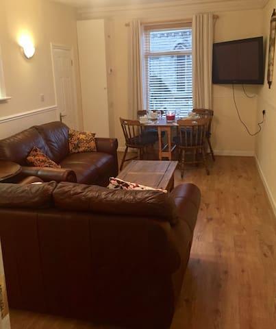 Cosy & quaint 2 bed apartment. - Ringsend - Apartament
