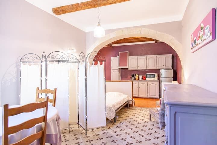 Appartement dans ancien Carmel avec grand jardin 2