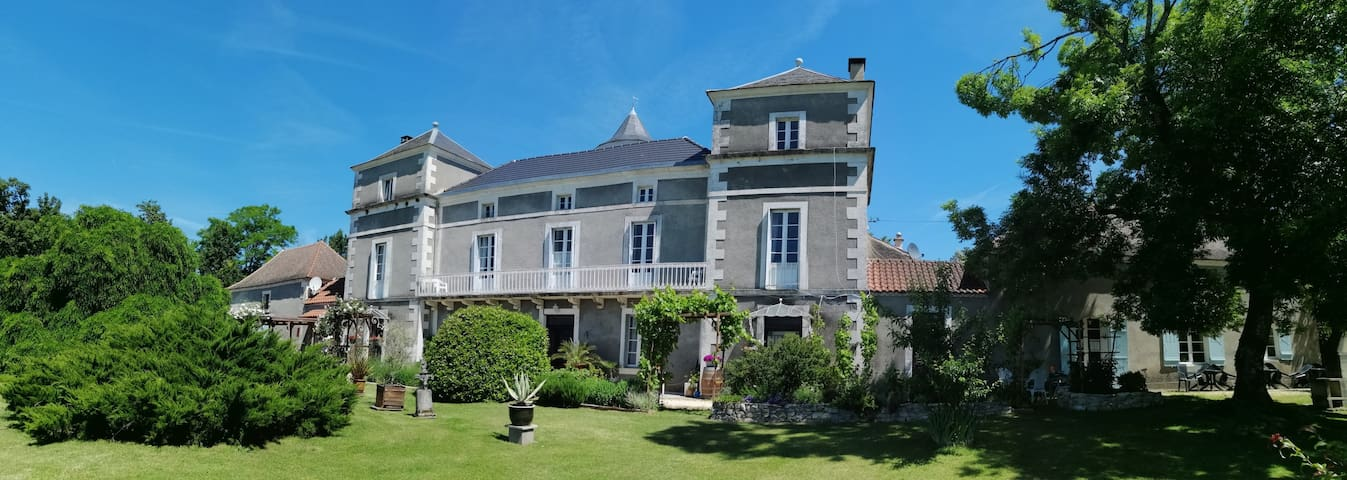 Chateau La Barge, appartement La Barge