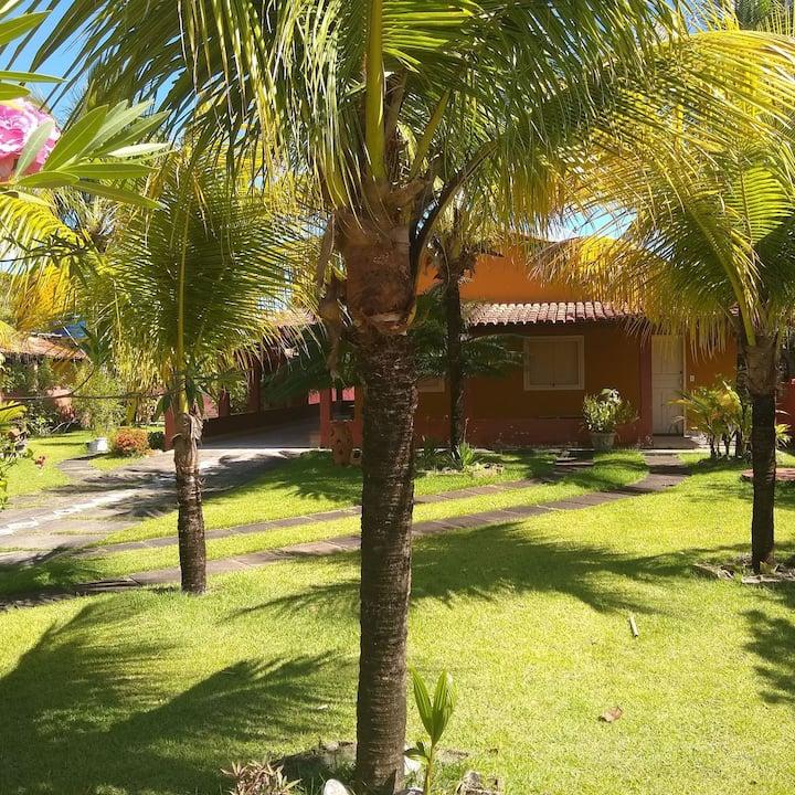 Recanto das Flores - Praia de Guaratiba - Prado-BA