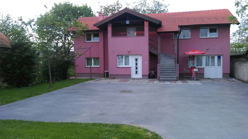 Room 3 - Guest House Lucija - Zagreb - House