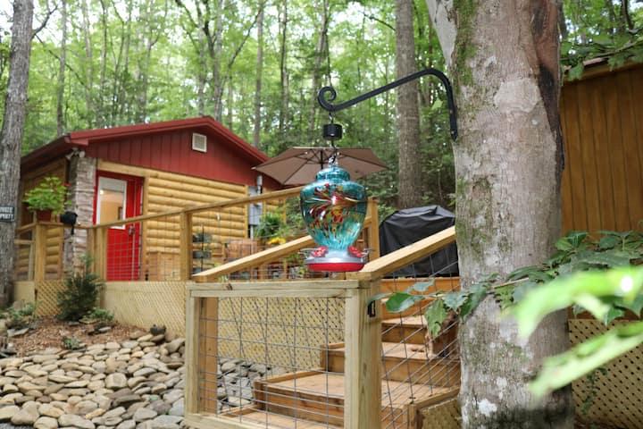 Ladybirds Lodge - Cozy Mountain Cabin