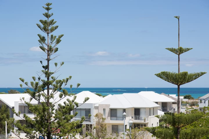 Beach of Plenty Boutique Apartment - Fremantle - North Coogee - Daire