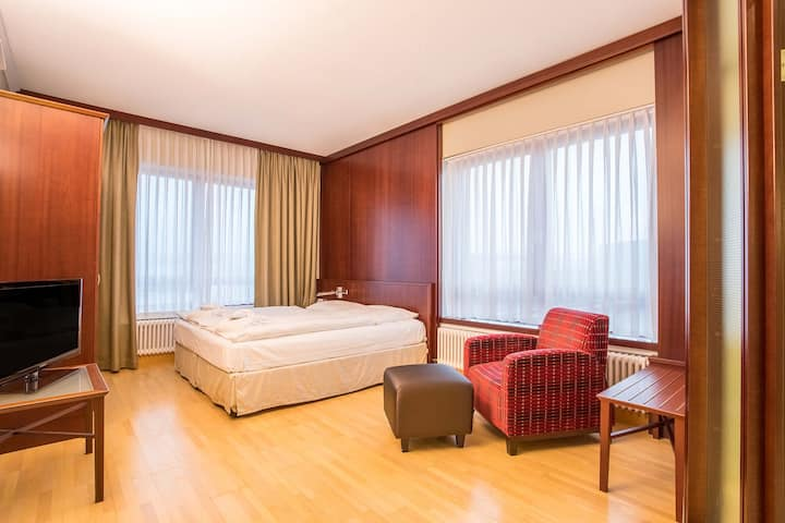 Mainhatten Skyline Suite (The Rilano Oberursel)