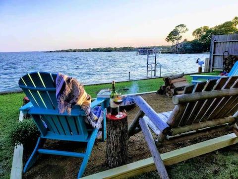 커플 후퇴, 리빙스턴 호수, 길을 찾고 싶나?