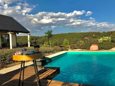 Casa y Jardin Rural del Valle - with Barbecue