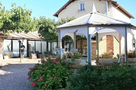 L'Escale Saônoise (Chambre d'hôtes) - Allerey-sur-Saône - 民宿