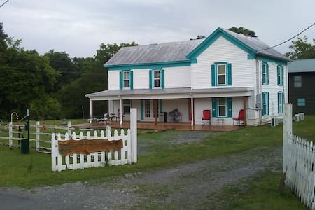 Memory Lane Bed and Breakfast Room 4