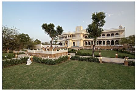 A Luxury Boutique Palace Near Amber , Jaipur - Jaipur