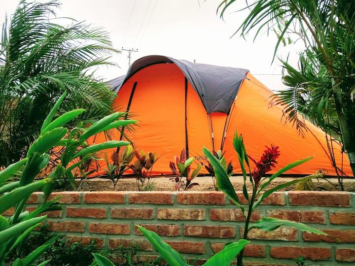 Carpa-2 habitaciones Hotel La Costa International