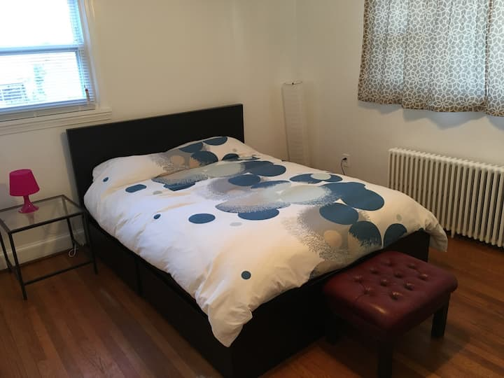 2 Bed Apt close Dc Fda Afi Airp !! Great location