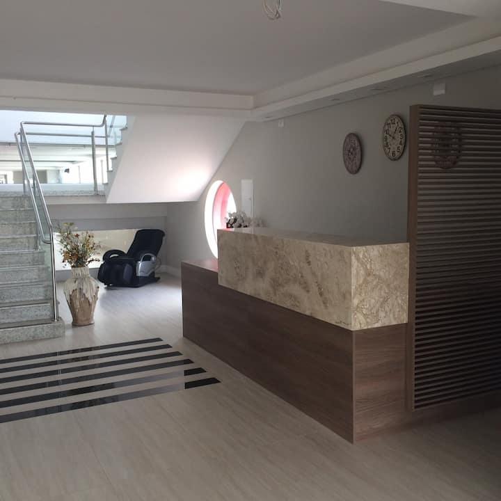 Hotel Mauá Quarto Privado